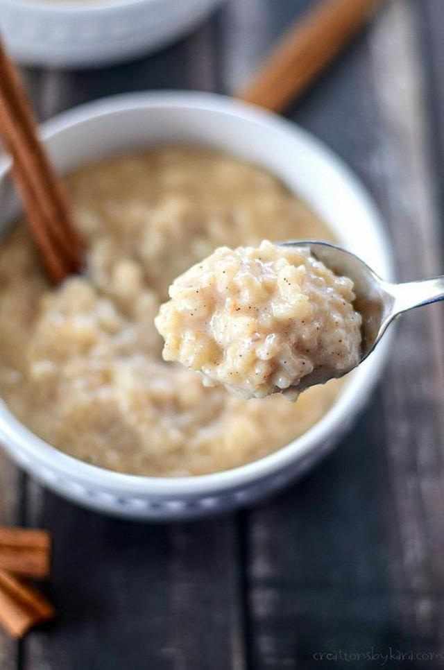 Thật không ngờ các nước phương Tây cũng có những món ăn từ gạo đặc sắc thế này - Ảnh 10.
