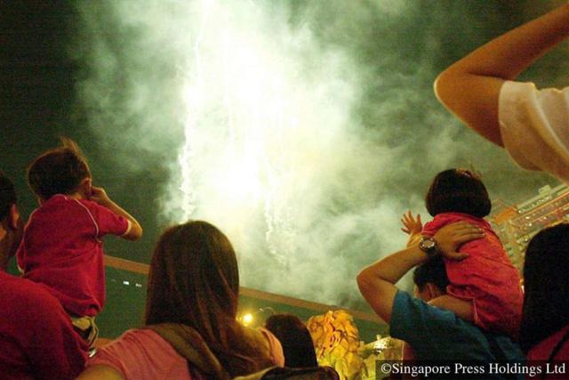 Hình ảnh người Singapore đón Tết âm lịch trong quá khứ và hiện tại - Ảnh 13.