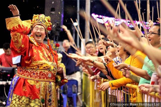 Hình ảnh người Singapore đón Tết âm lịch trong quá khứ và hiện tại - Ảnh 17.