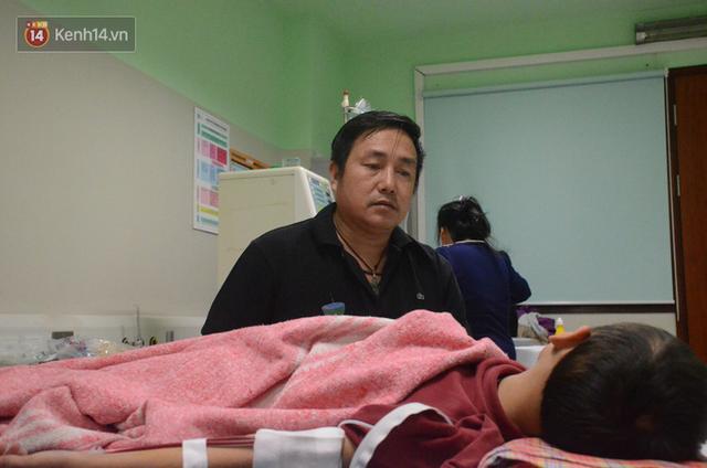 Xót lòng những đứa trẻ phải đón tết trước cổng bệnh viện ở Hà Nội: Nhắc đến quê nhà lại ứa nước mắt vì nhớ - Ảnh 5.
