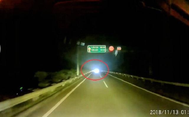 Hàng loạt vụ ô tô đi ngược chiều trên cao tốc gây phẫn nộ năm 2018 - Ảnh 5.