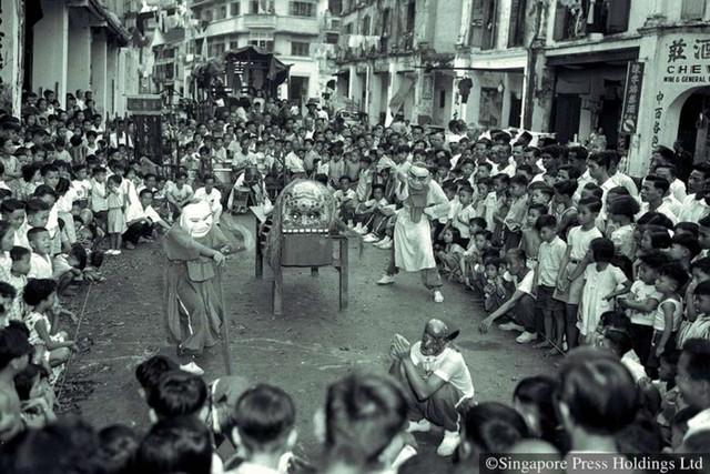Hình ảnh người Singapore đón Tết âm lịch trong quá khứ và hiện tại - Ảnh 5.