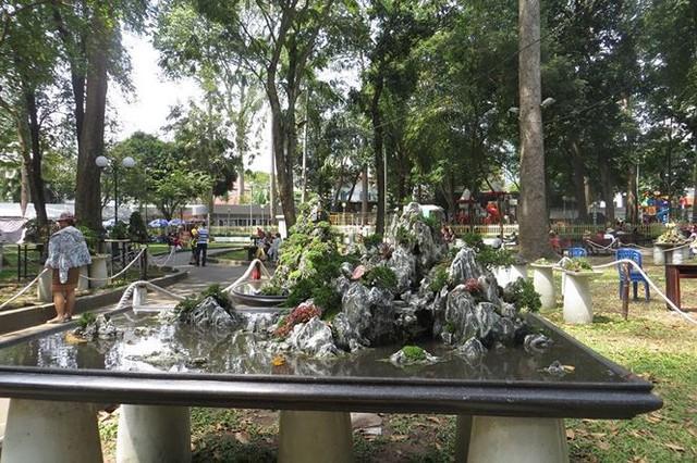 Đi chơi tết, dân Sài Gòn thích thú ngắm kỳ hoa dị thảo - Ảnh 18.