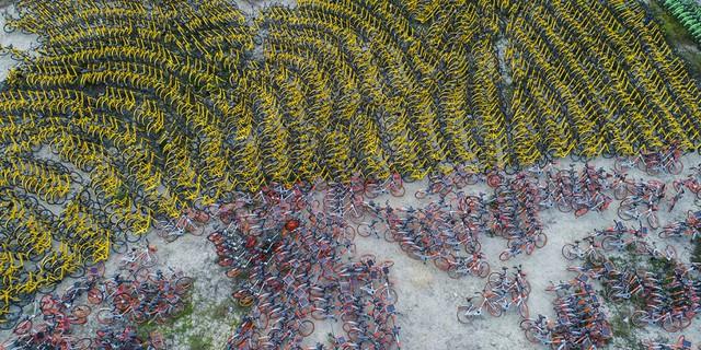 Sự trỗi dậy và sụp đổ của hàng loạt 'đế chế' cho thuê xe đạp tại Trung Quốc - Ảnh 2.
