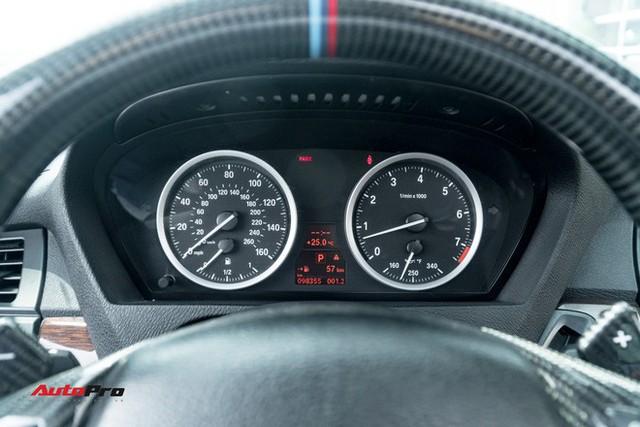 Lột xác từ trong ra ngoài, BMW X6 2008 vẫn chỉ có giá hơn 700 triệu đồng - Ảnh 18.