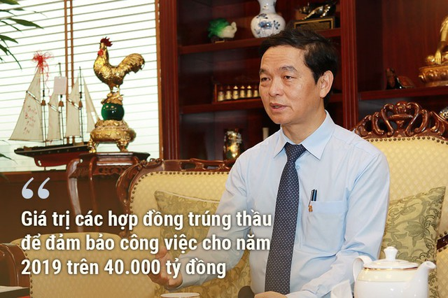 Ông Lê Viết Hải: Phát triển thị trường nước ngoài là chiến lược lớn của HBC - Ảnh 3.