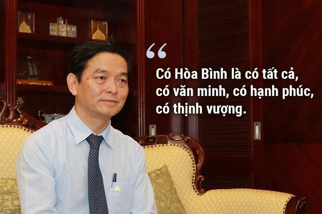 Ông Lê Viết Hải: Phát triển thị trường nước ngoài là chiến lược lớn của HBC - Ảnh 5.