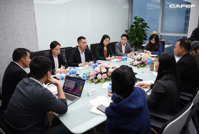 CEO Huawei Việt Nam: Khi về già, niềm tự hào không phải là có bao nhiêu tiền mà là có bao nhiêu ký ức đẹp! - Ảnh 7.