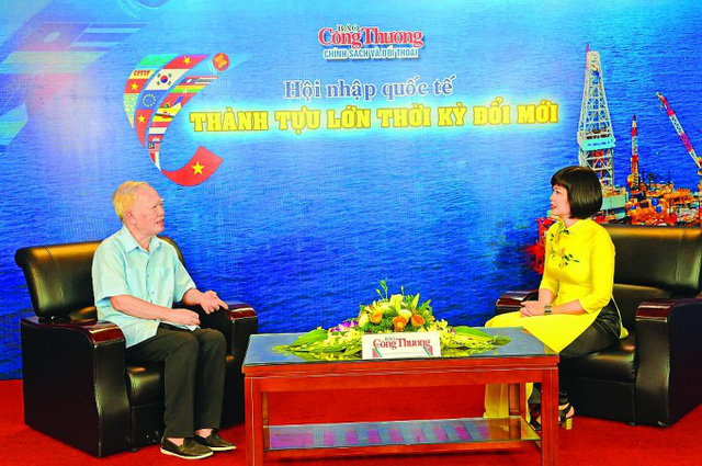 Nguyên Phó Thủ tướng Vũ Khoan: Chuyện chưa biết về hậu trường đàm phán - Ảnh 2.