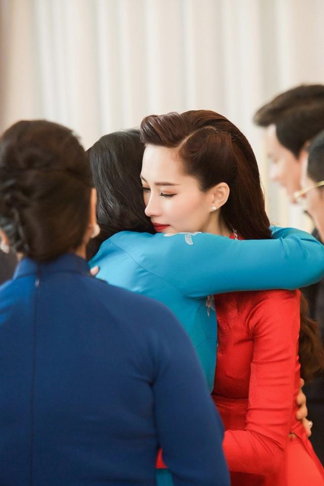 Làm dâu nhà đại gia, loạt mỹ nhân Việt đình đám được mẹ chồng đối xử thế nào? - Ảnh 8.