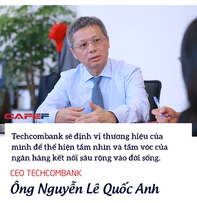 Ceo Techcombank: Trồng cây ăn quả phải mất 3-10 năm, thành quả của chúng tôi hôm nay đã được chuẩn bị từ 3-4 năm trước - Ảnh 7.