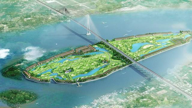 Cần Thơ khởi động lựa chọn nhà đầu tư khu biệt thự sang trọng 3.453 tỷ đồng nằm giữa sông Hậu  - Ảnh 1.