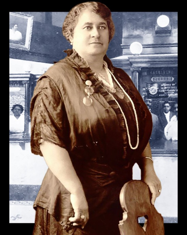 Những người phụ nữ phá bỏ rào cản trong giới kinh doanh 150 năm qua - Ảnh 1.