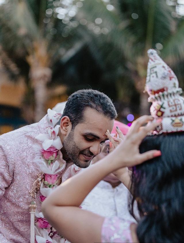 Ngày cuối cùng của đám cưới tỷ phú Ấn Độ ở Phú Quốc: Một loạt những hình ảnh độc đáo, đẹp mắt chứng tỏ đẳng cấp sang-xịn-mịn - Ảnh 12.