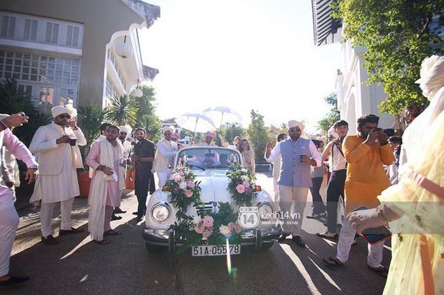 Ngày cuối cùng của đám cưới tỷ phú Ấn Độ ở Phú Quốc: Một loạt những hình ảnh độc đáo, đẹp mắt chứng tỏ đẳng cấp sang-xịn-mịn - Ảnh 15.