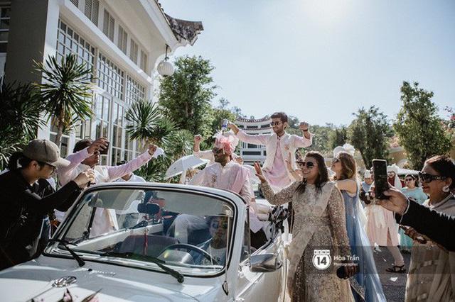 Ngày cuối cùng của đám cưới tỷ phú Ấn Độ ở Phú Quốc: Một loạt những hình ảnh độc đáo, đẹp mắt chứng tỏ đẳng cấp sang-xịn-mịn - Ảnh 16.