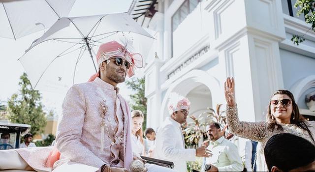 Ngày cuối cùng của đám cưới tỷ phú Ấn Độ ở Phú Quốc: Một loạt những hình ảnh độc đáo, đẹp mắt chứng tỏ đẳng cấp sang-xịn-mịn - Ảnh 17.
