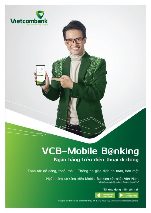 """Vietcombank ra mắt 2 tính năng mới """"Gửi quà may mắn"""" và """"Quản lý tài khoản cá nhân"""" trên VCB-Mobile B@nking - Ảnh 6."""