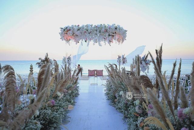 Ngày cuối cùng của đám cưới tỷ phú Ấn Độ ở Phú Quốc: Một loạt những hình ảnh độc đáo, đẹp mắt chứng tỏ đẳng cấp sang-xịn-mịn - Ảnh 9.