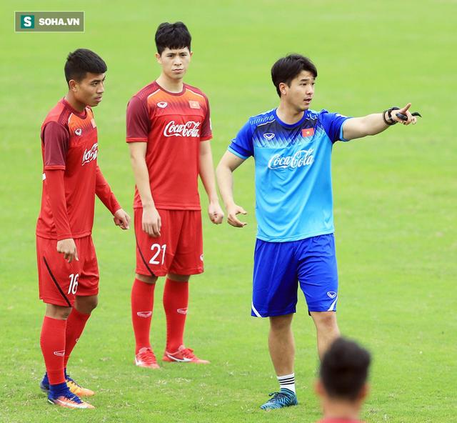 U23 Việt Nam mất Đình Trọng ở vòng loại U23 châu Á 2020? - Ảnh 1.