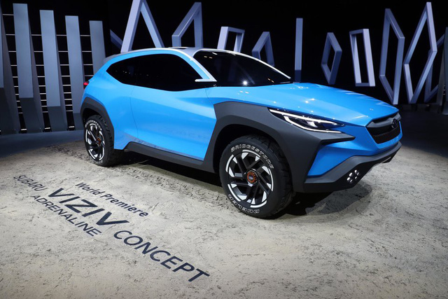 25 mẫu xe nóng nhất triển lãm ôtô Geneva 2019 - Ảnh 20.