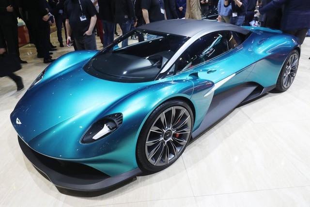 25 mẫu xe nóng nhất triển lãm ôtô Geneva 2019 - Ảnh 3.