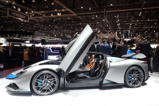 25 mẫu xe nóng nhất triển lãm ôtô Geneva 2019 - Ảnh 4.