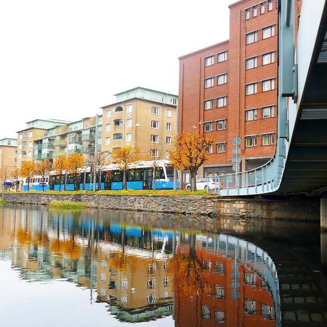 Tròn mắt với loạt kiến trúc độc đáo ở Gothenburg - Thuỵ Điển: Góc nào cũng bình yên và đẹp tuyệt! - Ảnh 5.