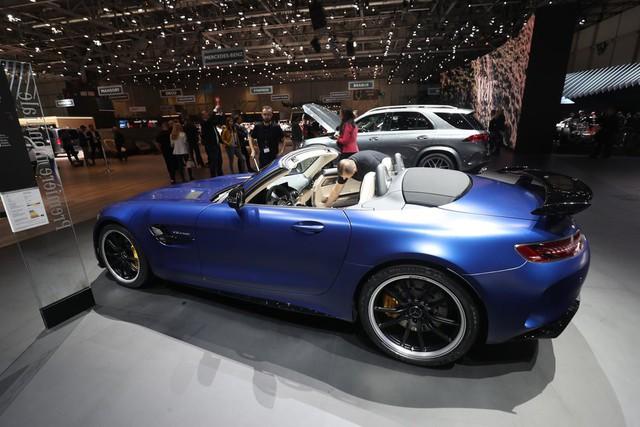 25 mẫu xe nóng nhất triển lãm ôtô Geneva 2019 - Ảnh 8.