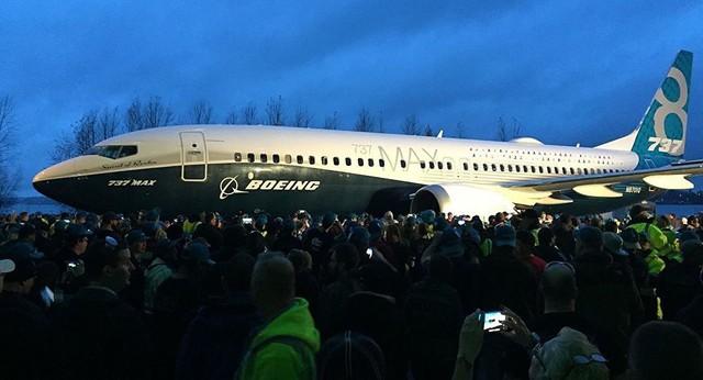 Boeing có động thái đầu tiên sau thảm kịch rơi máy bay ở Ethiopia - Ảnh 1.