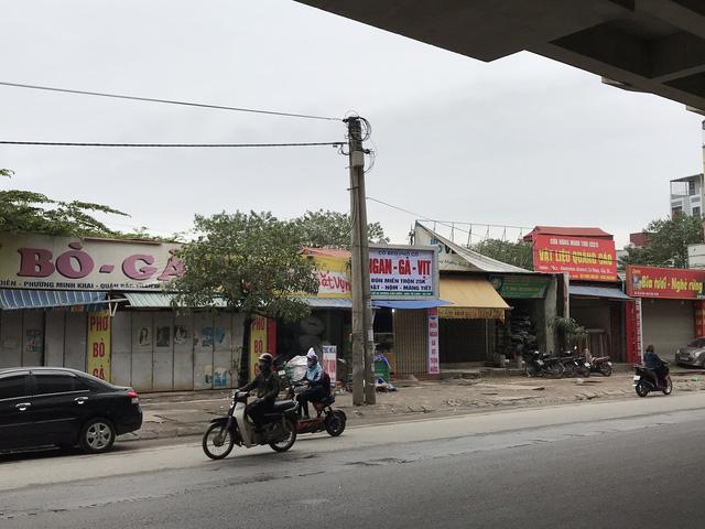 Bắc Từ Liêm: Người dân đua nhau dựng nhà tạm, lều lán kinh doanh trên đất nông nghiệp - Ảnh 3.