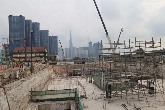 Dự án tuyến Metro số 1 Bến Thành - Suối Tiên vận hành thử nghiệm vào năm 2020 - Ảnh 1.