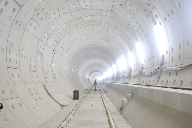 Dự án tuyến Metro số 1 Bến Thành - Suối Tiên vận hành thử nghiệm vào năm 2020 - Ảnh 3.