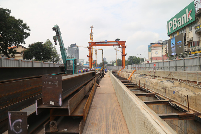 Dự án tuyến Metro số 1 Bến Thành - Suối Tiên vận hành thử nghiệm vào năm 2020 - Ảnh 7.