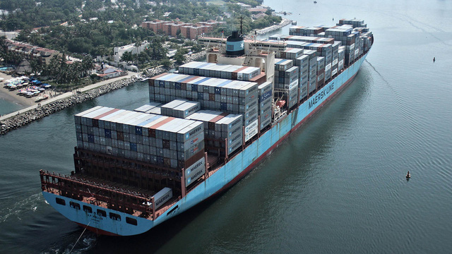Cục diện như một sòng bạc của ngành vận tải container đường biển - Ảnh 1.