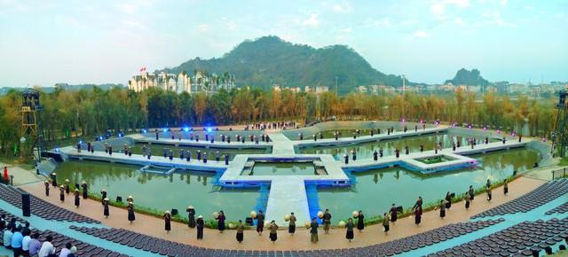 Chủ đầu tư dự án tổ hợp sân khấu biểu diễn nghệ thuật dân tộc ngoài trời lớn nhất Hà Nội vướng kiện tụng - Ảnh 6.