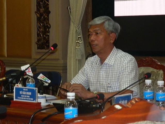 Phó Chủ tịch UBND TPHCM Huỳnh Cách Mạng trở lại làm việc  - Ảnh 2.