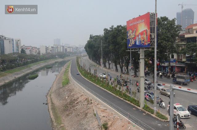 Hà Nội: Cận cảnh tuyến đường dài 4km cạnh sông Tô Lịch chỉ dành cho người đi bộ và xe đạp - Ảnh 3.