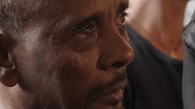 Tears aroused at unfortunate Ethiopian air funeral - photo 5.