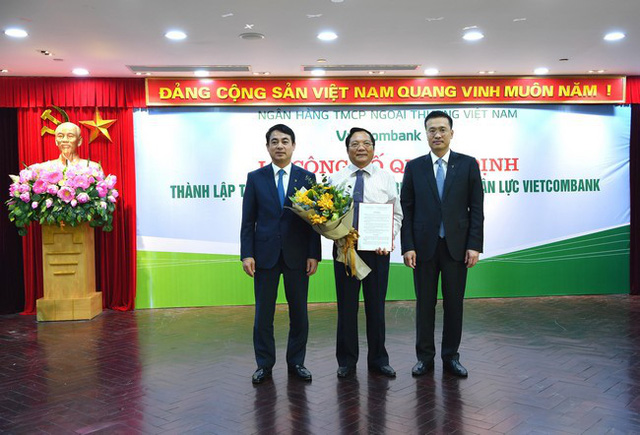 Sau BIDV và VietinBank, đến lượt Vietcombank thành lập Trường Đào tạo và Phát triển nguồn nhân lực - Ảnh 1.