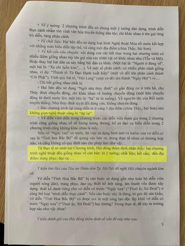 """Đạo diễn Việt Tú: """"Tôi đến toà để đòi lại danh dự, phía doanh nghiệp không sòng phẳng"""" - Ảnh 4."""