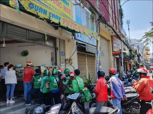 Giao đồ ăn tại Việt Nam: Cựu binh thoái lui, tân binh bành trướng - Ảnh 3.