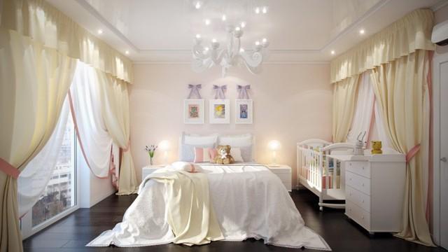 Cách kiến trúc phòng ngủ tươi sáng và ngập tràn sắc màu cho trẻ - Ảnh 11.