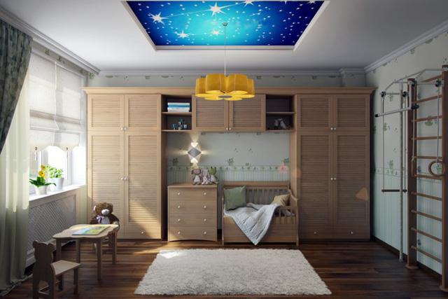Cách kiến trúc phòng ngủ tươi sáng và ngập tràn sắc màu cho trẻ - Ảnh 10.