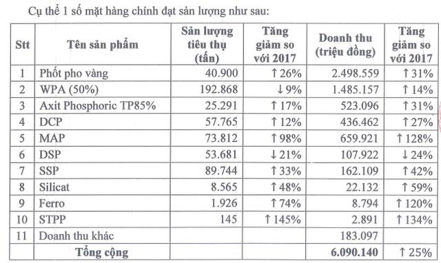 Bột giặt và Hóa chất Đức Giang (DGC) đặt mục tiêu lãi sau thuế 700 tỷ đồng năm 2019, trình phương án đổi tên công ty - Ảnh 1.