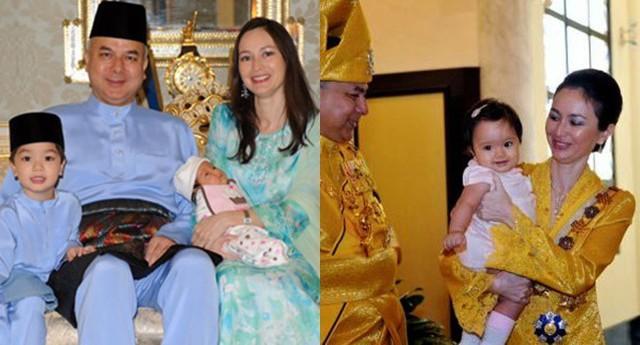 Hé lộ chân dung tiểu công chúa Malaysia đang làm mưa làm gió trên mạng xã hội, không thua kém Charlotte của Hoàng gia Anh - Ảnh 1.