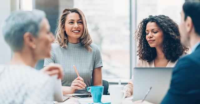 Nghiên cứu mới: Công ty có sếp nữ tạo sự gắn kết và truyền cảm hứng cho nhân viên hơn các công ty có sếp nam - Ảnh 2.