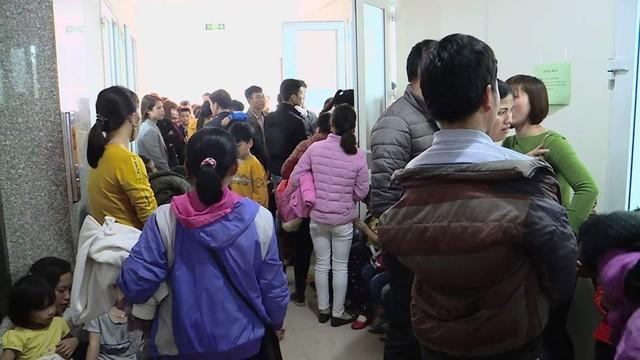 Số trẻ mầm non nhiễm sán lợn ở Bắc Ninh tiếp tục tăng cao kỷ lục - Ảnh 1.