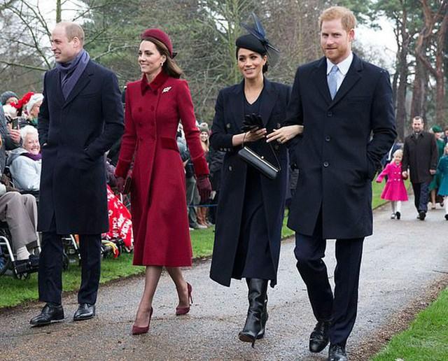 Không phải mâu thuẫn giữa Kate và em dâu Meghan, đây mới là lý do thực sự khiến hai cặp đôi hoàng gia quyết định đường ai nấy đi - Ảnh 2.