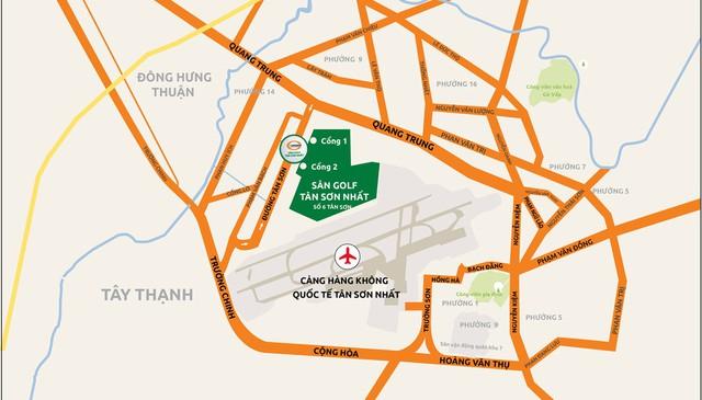 Những dự án giao thông trung tâm giải cứu sân bay Tân Sơn Nhất, hàng vạn người vui mừng khôn siết - Ảnh 2.